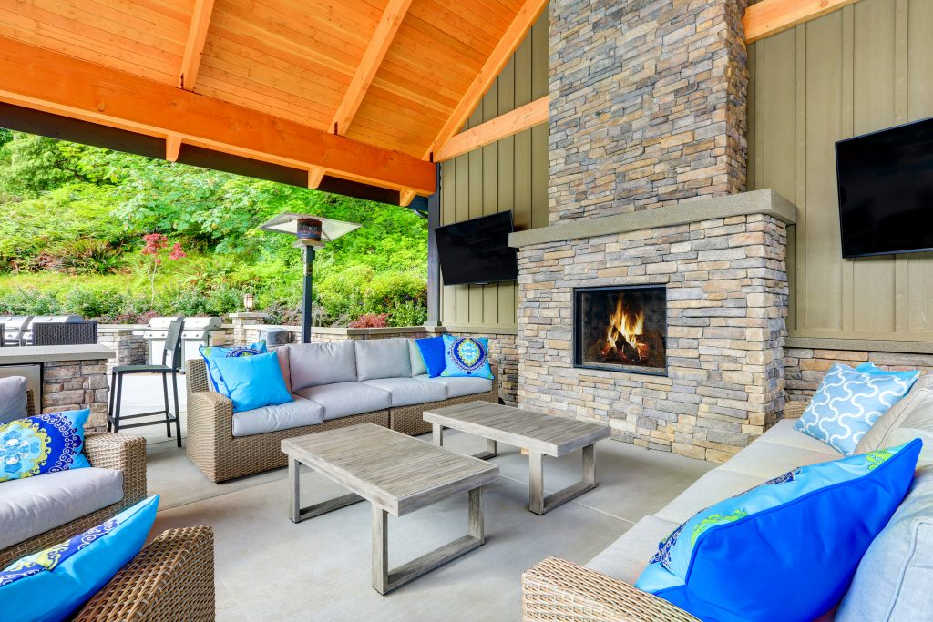 Covered Patio Builder