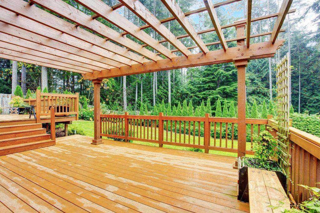 Pergola Builder Cedar Park