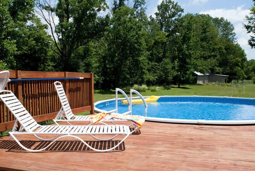 Cedar Park Pool Deck Builder