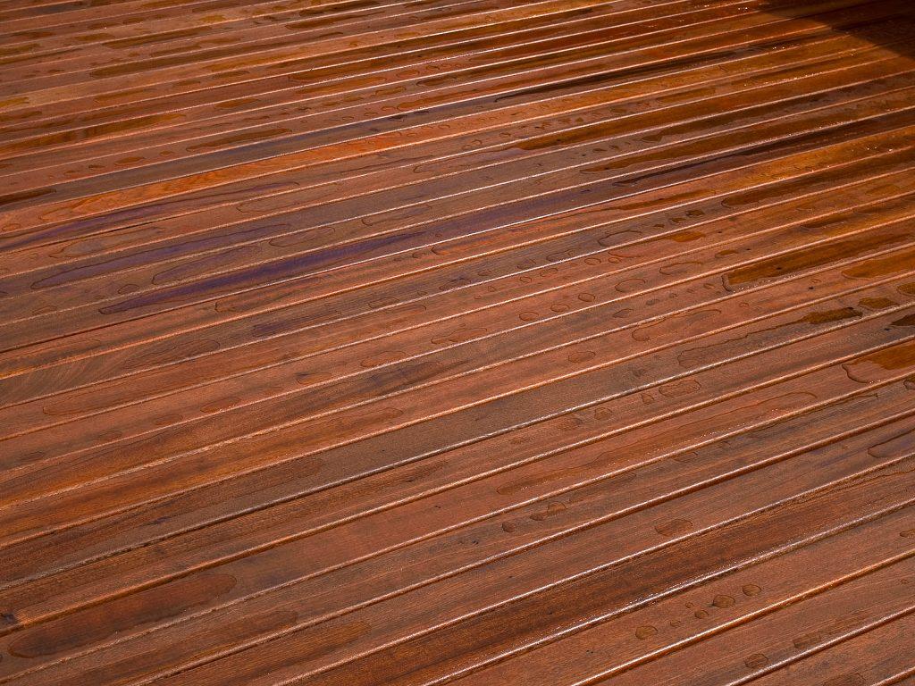Deck Staining Cedar Park