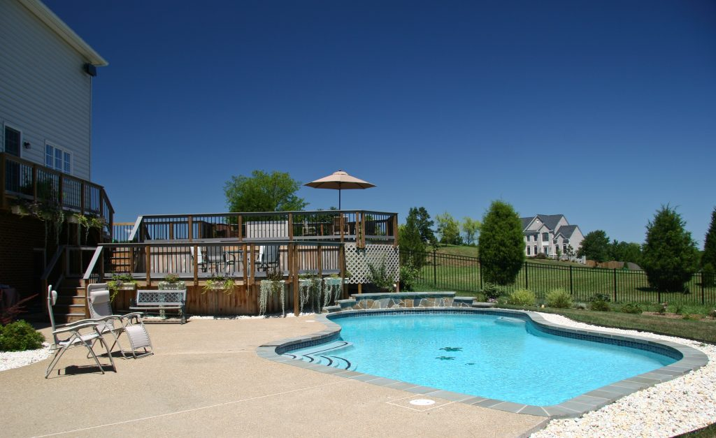 Pool Deck Contractor Cedar Park