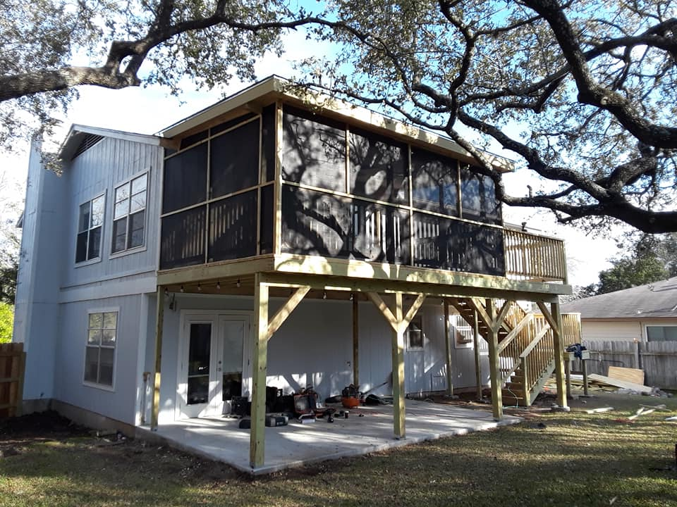 Cedar-Park-Deck-Conctractor-Residential-Deck